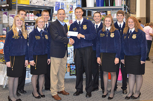 Zoetis FFA photo