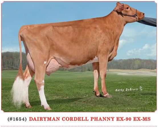 Dairyman Cordell Phanny