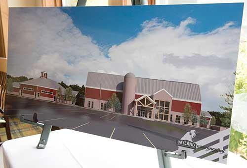 WAEC building design