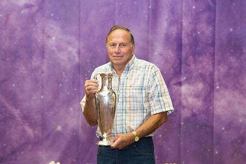 Dr. Snider named 2013 honorary Klussendorf member