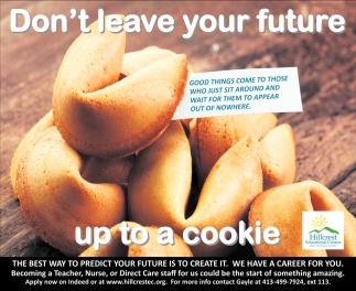 Don't Leave Your Future Up to a Cookie