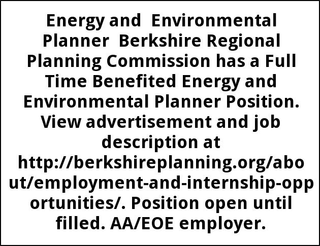 Energy and Environmental Planner