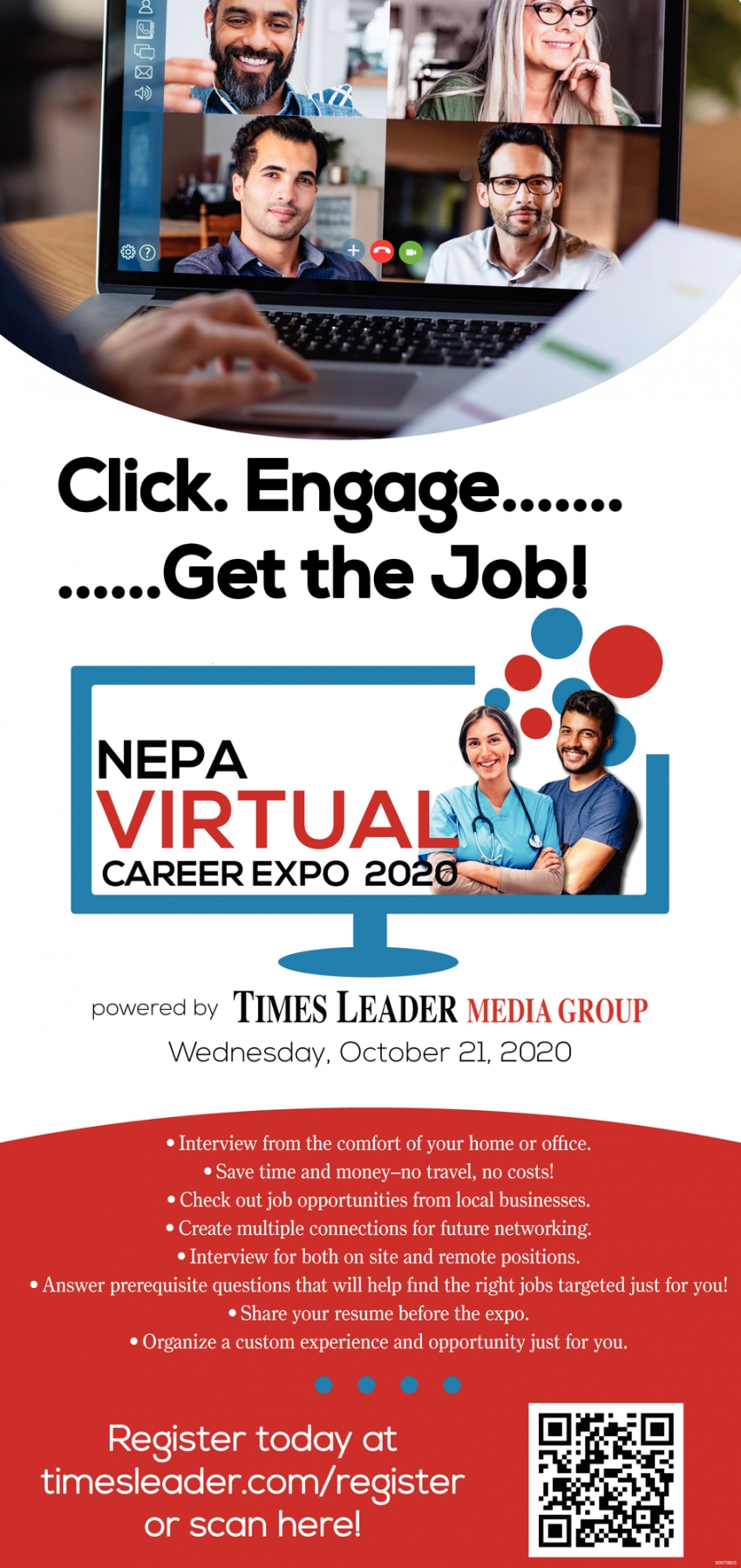 NEPA Virtual Career Expo 2020