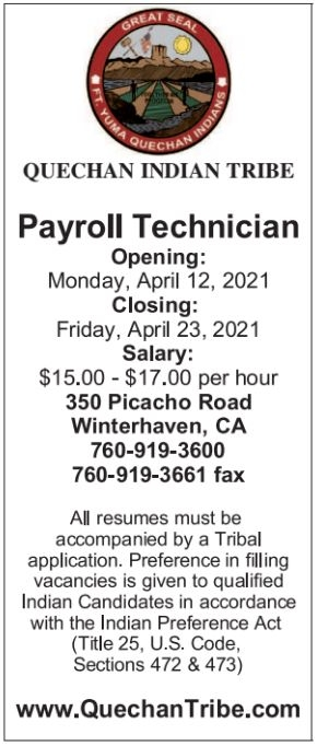 Payroll Technician
