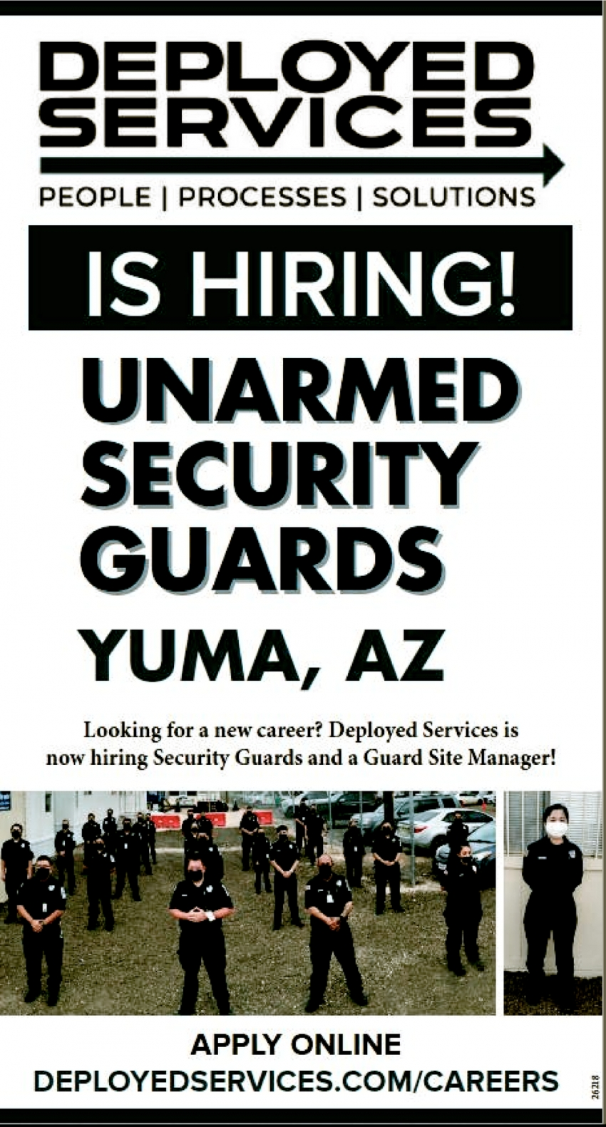 Unarmed Security Guards
