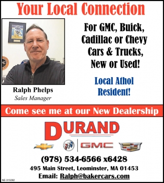 Come See Me At Our New Dealership
