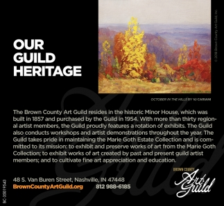 Our Guild Heritage