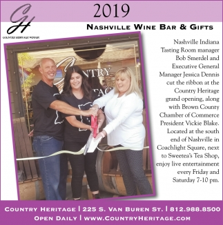 Nashville Wine Bar & Gifts
