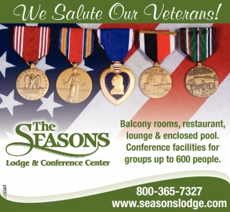 We Salute Our Veterans!