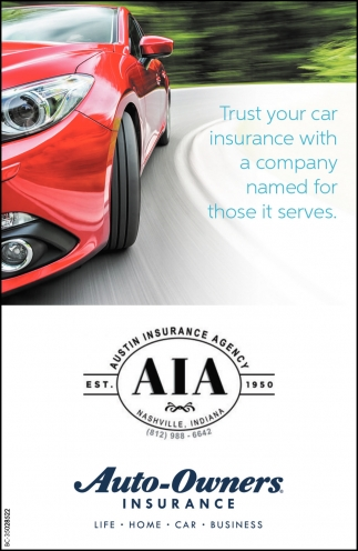 Trust Your Care Insurance With A Company Named For Those It Serves.