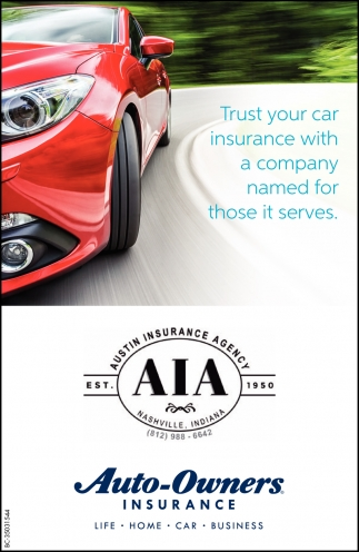 Trust Your Car Insurance With A Company Named For Those It Serves.