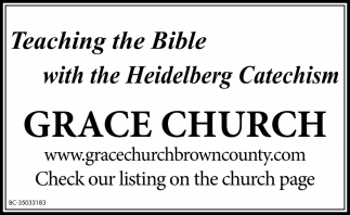 Teaching The Bible With The Heidelberg Catechism