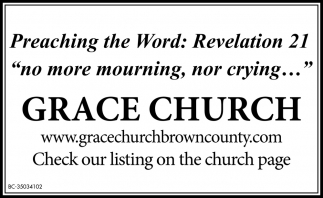 Preaching The World: Revelation 21