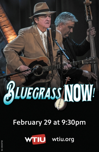 Bluegrass Now!