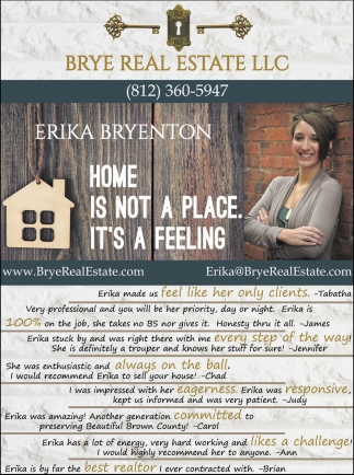 Brye Real Estate: Erika Bryenton