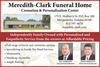 Cremation & Personalization Center