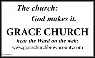 The Church: God Makes It.