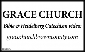 Bible & Heidelberg Catechism Video