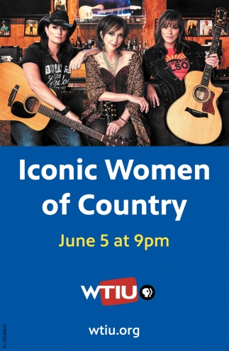 Iconic Women Of Country