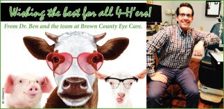 Wishing The Best For All 4-H'ers!