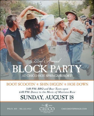 22nd Annual Block Party
