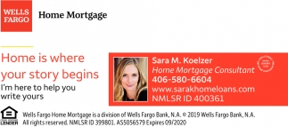 Home Mortgage Consultant