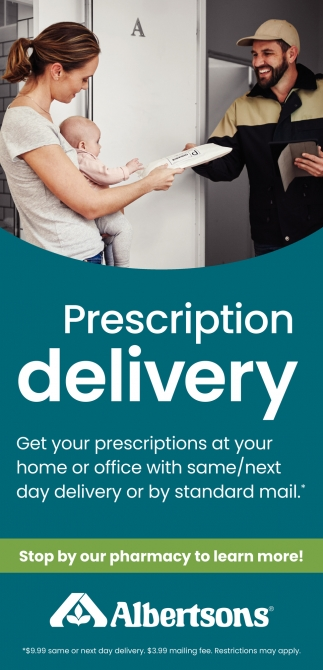 Prescription Delivery