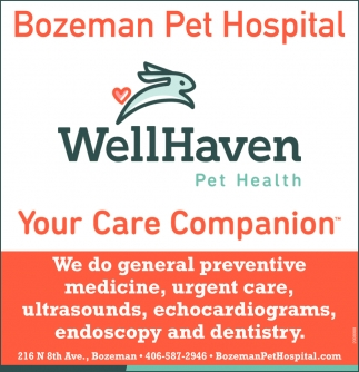 WellHave Pet Health