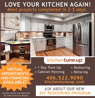 Love Your Kitchen Again