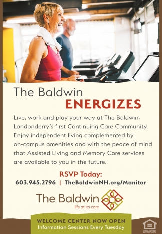 The Baldwin Energizes