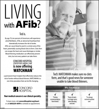 Living With AFib?