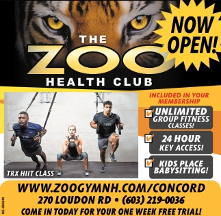Unlimited Group Fitness Classes!