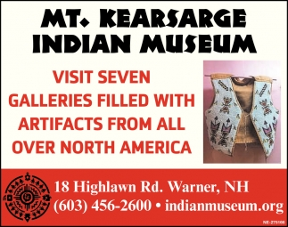Visit Seven Galleries Filled With Artifacts From All Over North America