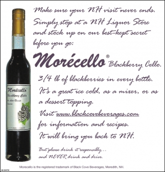 Morcello Blackberry Cello