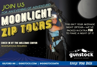 Moonlight Zip Tours