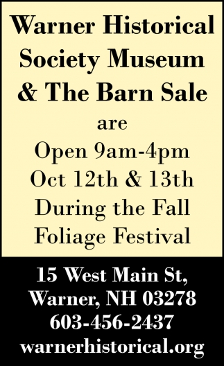 The Barn Sale