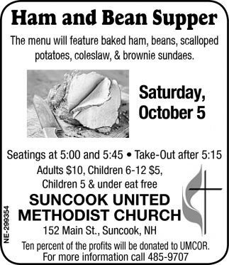 Ham And Bean Supper