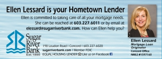 Ellen Lessard Is Your Hometown Lender