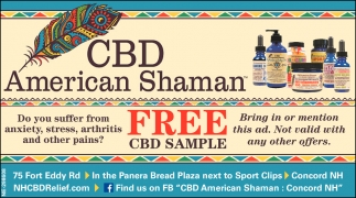 Free CBD Sample