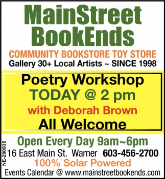 Poetry Workshop