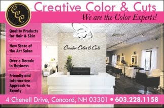 We Are The Color Experts!