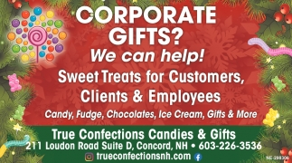 Corporate Gifts?
