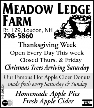 Time To Order Your Thanksgiving Pies!