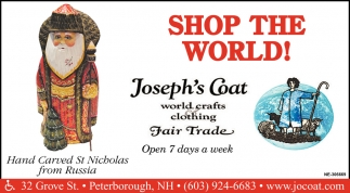 Shop The World!