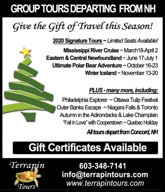 Give The Gift Of Travel This Season!