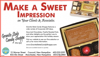 Make A Sweet Impression