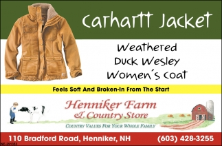 Cathartt Jacket