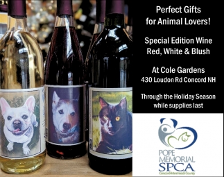 A Perfect Gift For Animal Lovers!