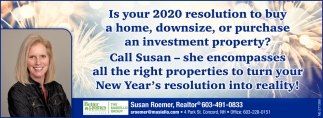 Is Your 2020 Resolution