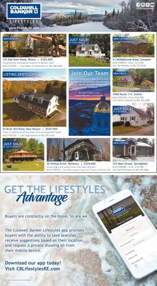 Get The Lifestyles Advantage